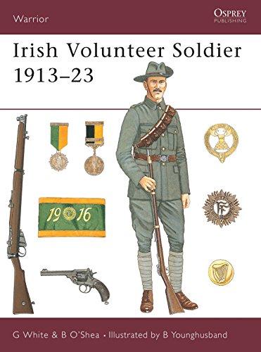 9781841766850: Warrior 80: Irish Volunteer Soldier 1913-23
