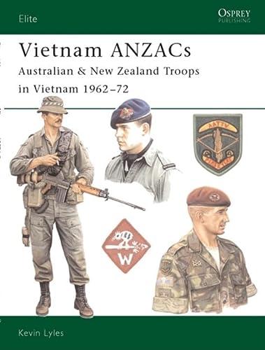 Vietnam ANZACs: Kevin Lyles (author),