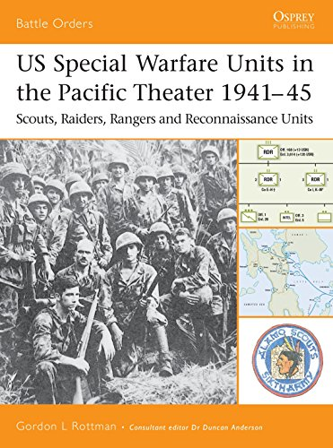"""US Special Warfare Units in the Pacific Theater 1941-45: """"Scouts, Raiders, Rangers and ..."""