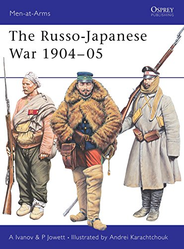 The Russo-Japanese War 1904 - 05: Ivanov, Alexei/ Karachtchouk,
