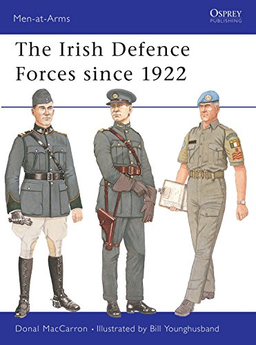 9781841767420: The Irish Defence Forces Since 1922 (Men-at-Arms)