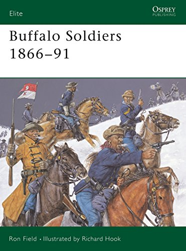 9781841767567: Buffalo Soldiers 1866-91 (Elite)