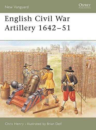 9781841767666: English Civil War Artillery 1642–51 (New Vanguard)