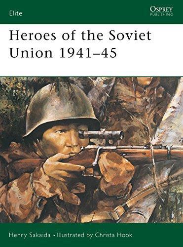 9781841767697: Heroes of the Soviet Union 1941–45 (Elite)