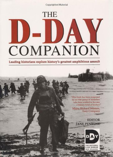The D-Day Companion (Special Editions (Military)): Osprey Publishing