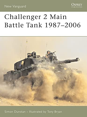 9781841768151: Challenger 2 Main Battle Tank 1987–2006 (New Vanguard)