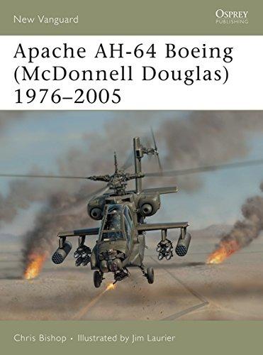 9781841768168: Apache AH-64 Boeing (McDonnell Douglas) 1976–2005 (New Vanguard)