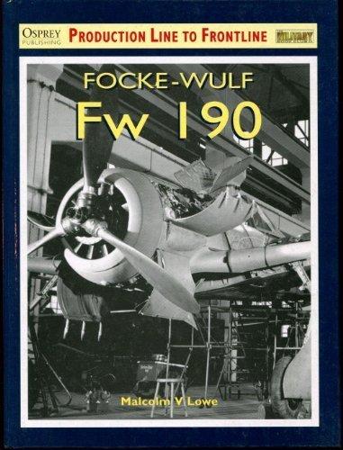 9781841768205: Focke-Wulf FW 190