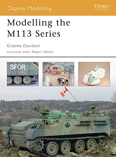 9781841768229: Modelling the M113 Series