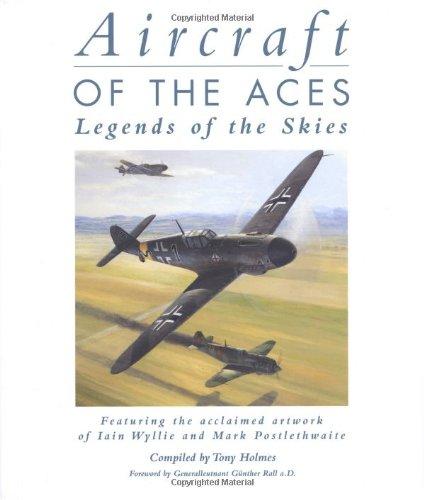 9781841768250: Aircraft of the Aces: Legends of the Skies (General Aviation)