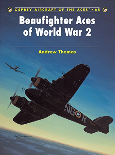 Beaufighter Aces of World War 2 (Aircraft: Andrew Thomas