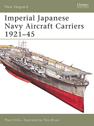 9781841768533: Imperial Japanese Navy Aircraft Carriers 1921-45