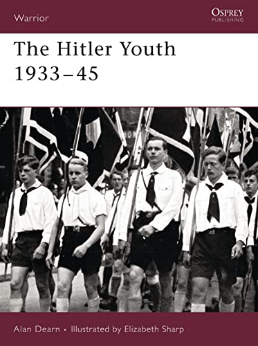 9781841768748: The Hitler Youth 1933-45 (Warrior)