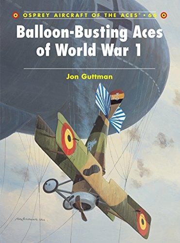 Balloon-Busting Aces of World War 1 (Aircraft of the Aces)