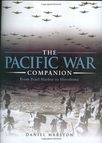 9781841768823: The Pacific War Companion: From Pearl Harbor to Hiroshima