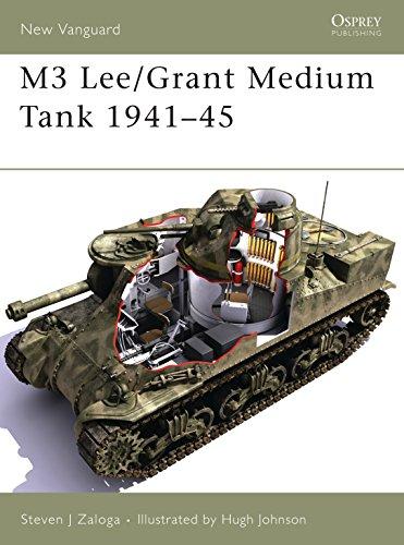9781841768892: M3 Lee/Grant Medium Tank 1941–45 (New Vanguard)