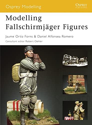 Modelling Fallschirmjäger Figures (Osprey Modelling)