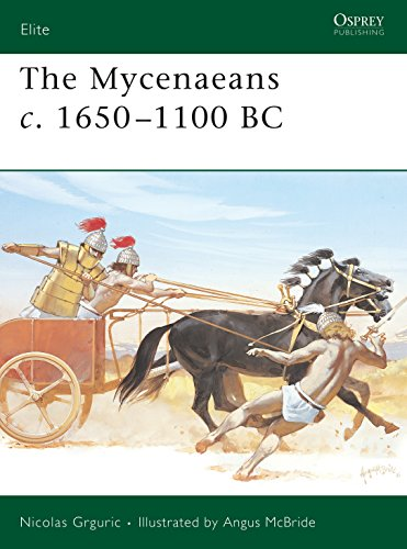 9781841768977: The Mycenaeans c.1650–1100 BC (Elite)