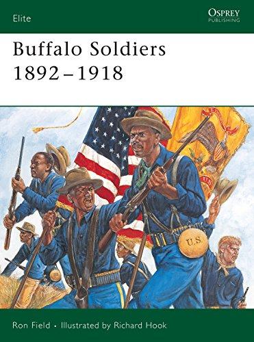 9781841768984: Buffalo Soldiers 1892-1918: No. 134 (Elite)