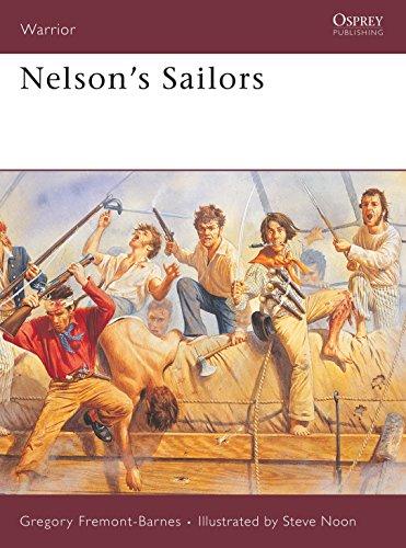 Nelson's Sailors (Warrior): Fremont-Barnes, Gregory; Noon, Steve [Illustrator]