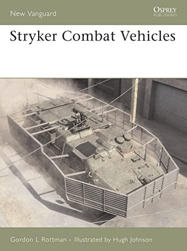 9781841769301: Stryker Combat Vehicles (New Vanguard)