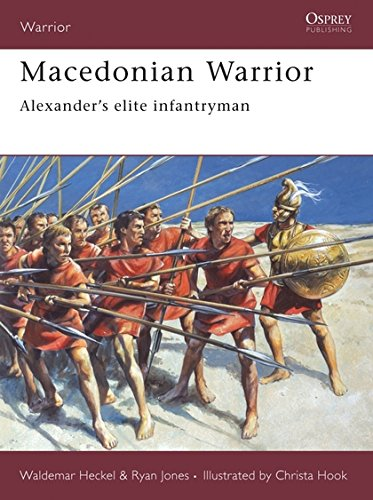 9781841769509: Macedonian Warrior: Alexander's elite infantryman
