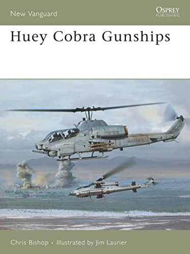 9781841769844: Huey Cobra Gunships (New Vanguard)
