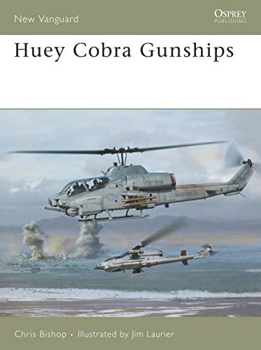 9781841769844: Huey Cobra Gunships (New Vanguard)