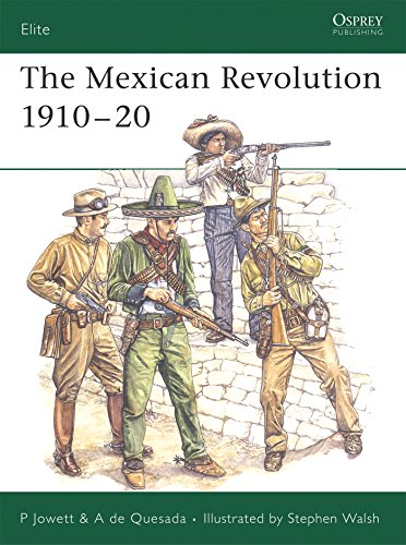 9781841769899: The Mexican Revolution 1910–20 (Elite)