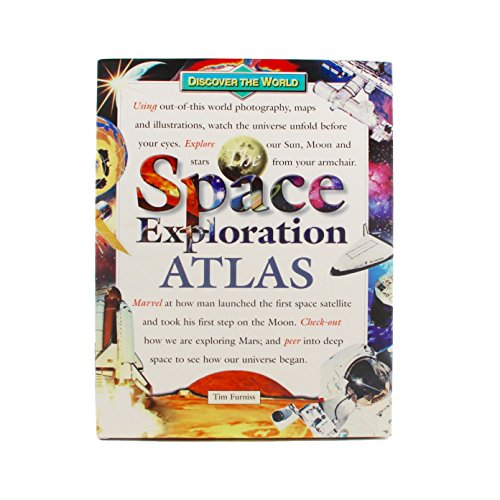 9781841780146: The Space Exploration Atlas (Discover the World)