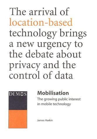 9781841801124: Mobilisation: the Growing Public Interest in Mobile Technology