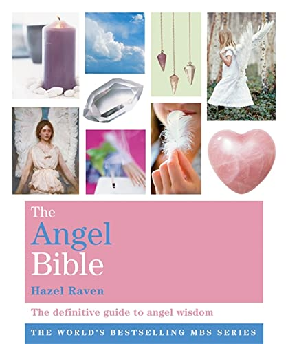 9781841812977: The Angel Bible: The definitive guide to angel wisdom (Godsfield Bible Series)