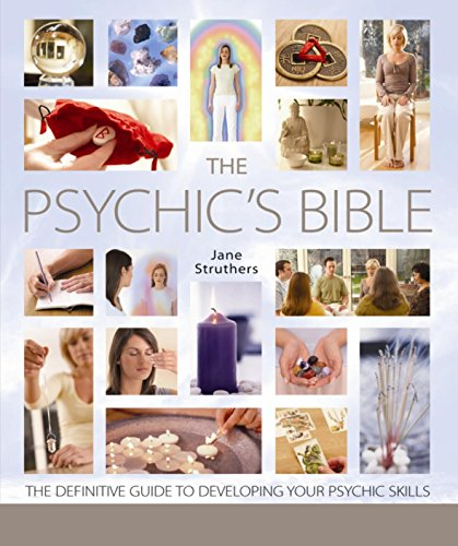 9781841813172: The Psychic's Bible: Godsfield Bibles (Godsfield Bible Series)