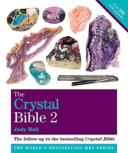 The Crystal Bible Volume 2.