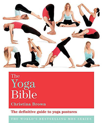 9781841813684: The Yoga Bible (Godsfield Bibles)