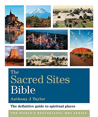 9781841813837: The Sacred Sites Bible: Godsfield Bibles (Godsfield Bible Series)