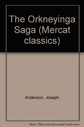 9781841830025: The Orkneyinga Saga (Mercat classics)