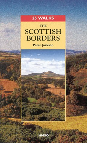 9781841830032: The Scottish Borders (25 Walks)