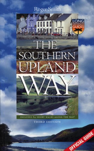 9781841830773: The Southern Upland Way: Official Guide