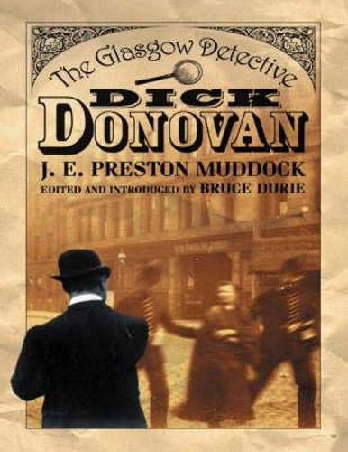 9781841830889: Dick Donovan: The Glasgow Detective