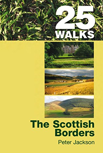 9781841831299: Borders (25 Walks) (25 Walks Series)