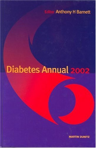 9781841840383: Diabetes Annual 2002