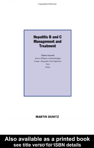 9781841840772: Hepatitis B and C: Management and Treatment
