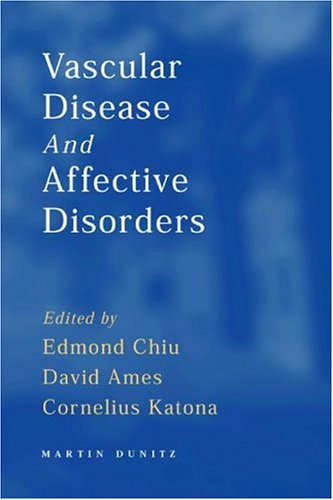 9781841841526: Vascular Disease and Affective Disorders