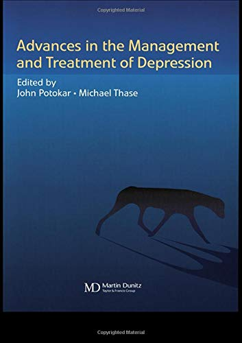 9781841841533: Advances in Management and Treatment of Depression