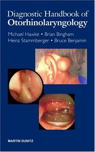 9781841842288: Diagnostic Handbook of Otorhinolaryngology