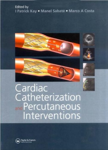 9781841842301: Cardiac Catheterization and Percutaneous Interventions