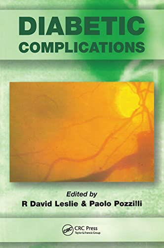 9781841842691: Diabetic Complications: New Diagnostic Tools and Therapeutic Advances (International Bart's Symposium)