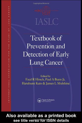 9781841843018: IASLC Textbook of Prevention and Early Detection of Lung Cancer