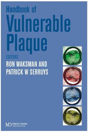 9781841843230: Handbook of the Vulnerable Plaque